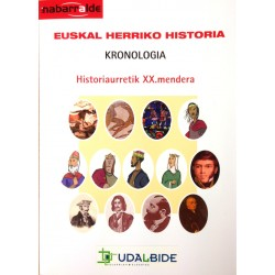 Triptiko/Triptikoa:  Euskal Herriko Historia / Historia De Navarra
