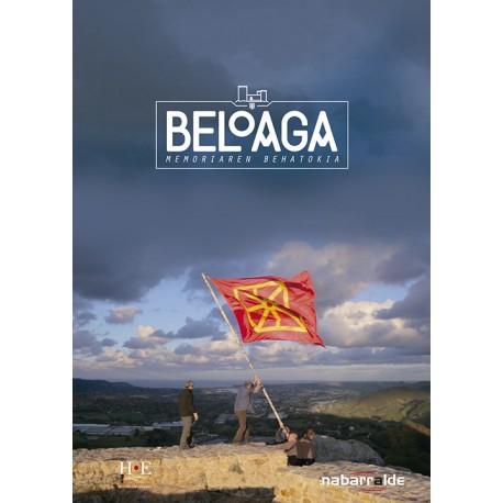 DVD BELOAGA MEMORIAREN BEHATOKIA