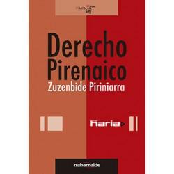 Derecho pirenaico / Zuzenbide Piriniarra