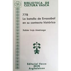 La batalla de Errozabal en su contexto histórico