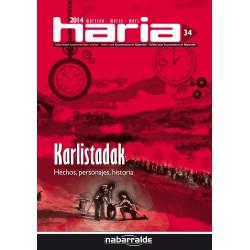 Haria 34 · Karlistadak, hechos, personajes, historia
