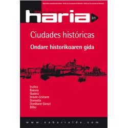 Haria 31 · Ciudades históricas / ondare historikoaren gida
