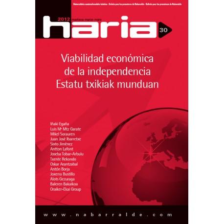 Haria 30 · Viabilidad económica de la independencia. Estatu txikiak munduan