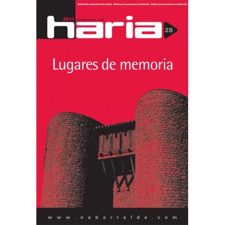 Haria 28 · Lugares de memoria. Oroimen lekuak