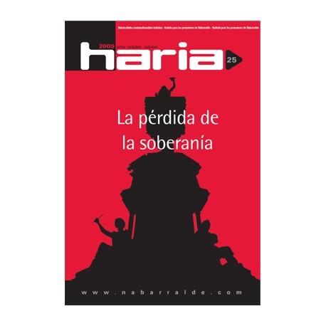 Haria 25 · La pérdida de la soberanía