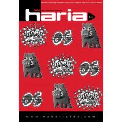 HARIA 13: TRACE O MAS CONSIDERACIONES SOBRE EL PATRIMONIO