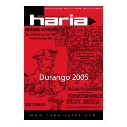 HARIA 14: DURANGO 2005