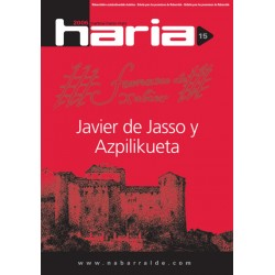 HARIA 15: JAVIER DE JASSO Y AZPILIKUETA