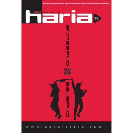 HARIA 19: ONDAREA - ONDASUNA