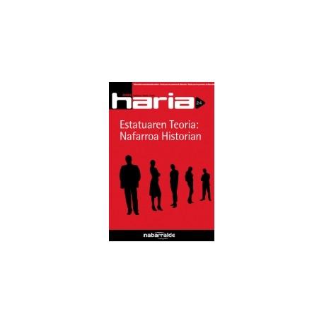HARIA 24: ESTATUAREN TEORIA: NAFARROA HISTORIAN